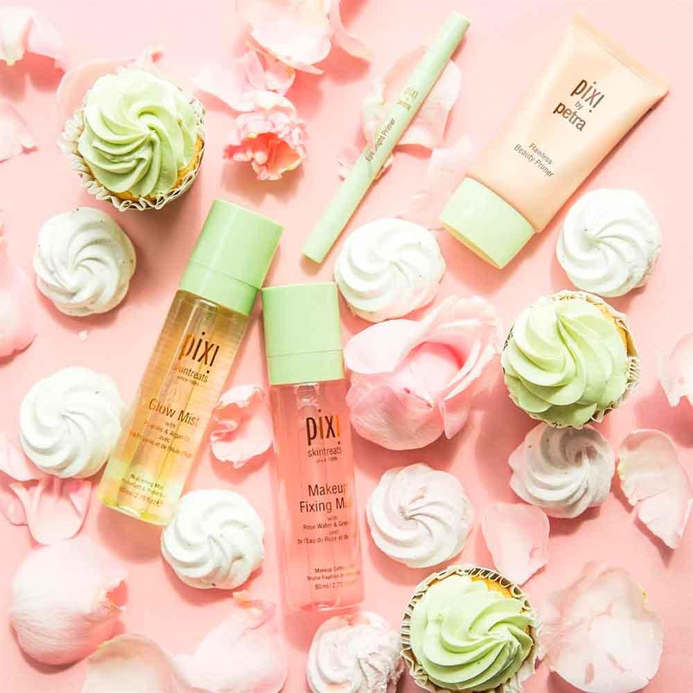 Pixi Beauty comunicación en medios