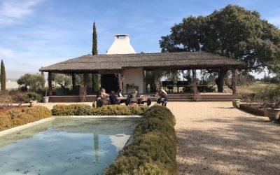 Visita 'eco-gourmet' à Dehesa El Milagro